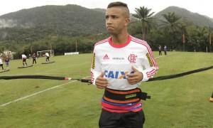 Jorge é unanimidade nas opiniões. Lateral é o dono da posição. (Foto: Gilvan de Souza/Flamengo)