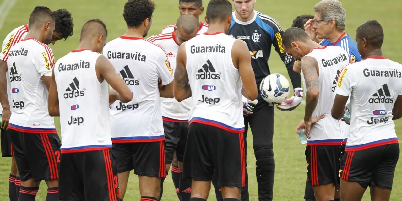 34ª Rodada do Brasileiro: Semana de treinos do Flamengo