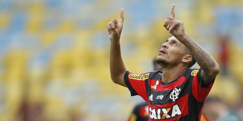 Atuações: Sob regência de Alan Patrick,  Flamengo goleia Goiás