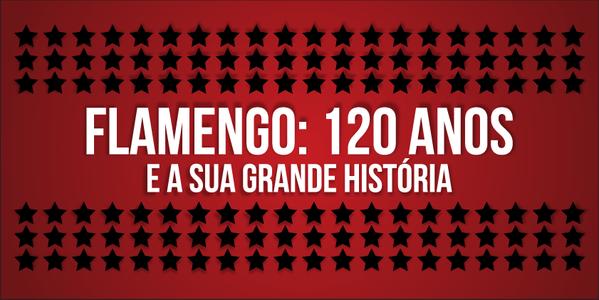 Vencedores do Concurso Cultural Flamengo 120 Anos e A Sua Grande História