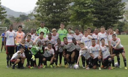 Flamengo e Vasco decidem Taça Rio Sub-17