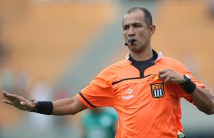 Arbitragem: Marcelo Aparecido apita CAP x Mengão