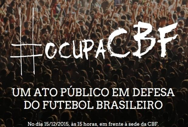 Movimento capitaneado pelo Bom Senso F.C busca democratizar e limpar a CBF (Foto: Reprodução)