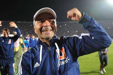 """Sampaoli nega, mas Baresi reafirma: """"No próximo dia 08, podem anunciá-lo"""""""