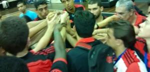 Equipe nova e talentosa do Flamengo. Chegada de Jardel traz equilibrio. Foto: Flamengo