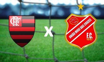 Flamengo enfrenta União Mogi para fechar a fase de grupos com chave de ouro