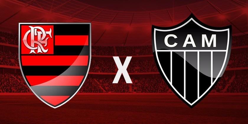 Flamengo volta ao Mané Garrincha em confronto com Atlético-MG