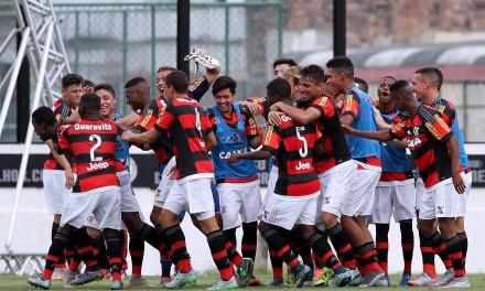 Reformulado, Fla estreia na Copinha 2016