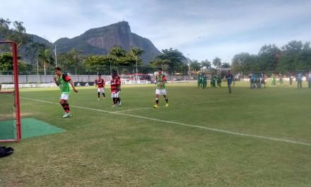 Mengão sai na frente, mas permite a virada do Boavista no último minuto do jogo