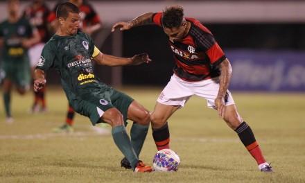 Flamengo joga mal e empata com Boavista no Carioca