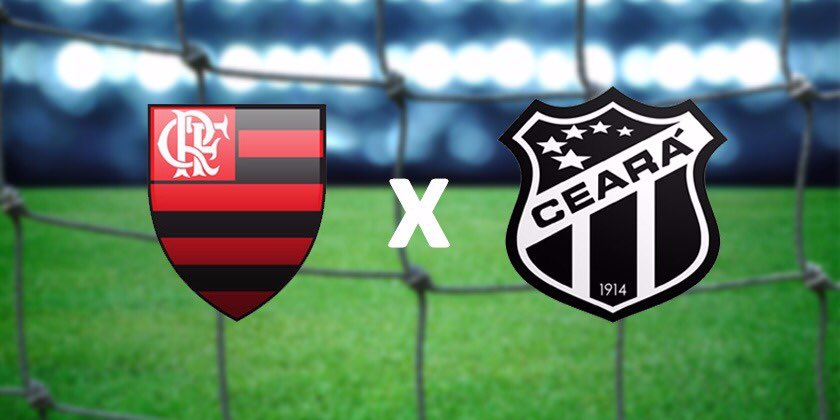Na disputa da Taça Asa Branca, Flamengo enfrenta Ceará
