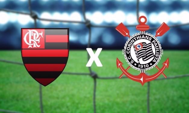 Fla encara o Corinthians nas oitavas da Copa do Brasil, e tem números favoráveis em confrontos diretos eliminatórios