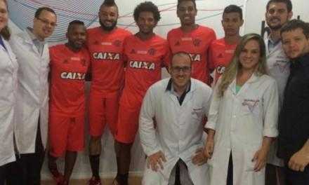 Raio-X: Conheça Chiquinho, Antônio Carlos e Arthur, novos jogadores do Mengão