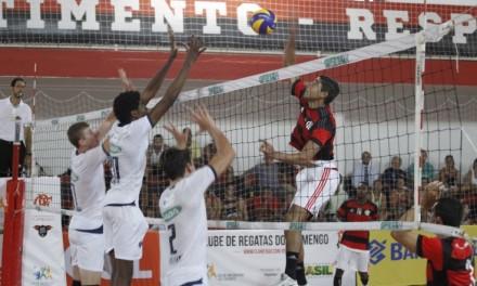 Flamengo perde para Sada Cruzeiro Unifemm e se complica na tabela da Superliga B