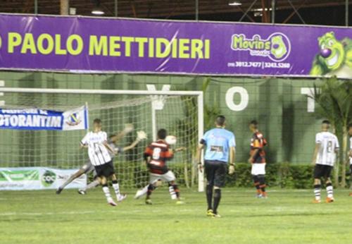 Atual Campeão, Fla vence o Corinthians na estreia da Copa Brasil Sub-15