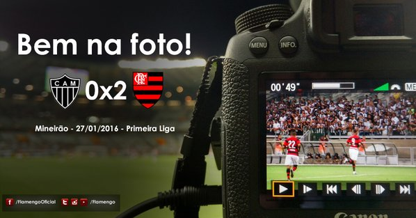 O Twitter do Flamengo vive!