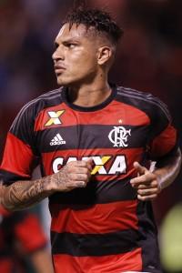 Guerrero retomou boa fase. Foto: Gilvan de Souza/Flamengo