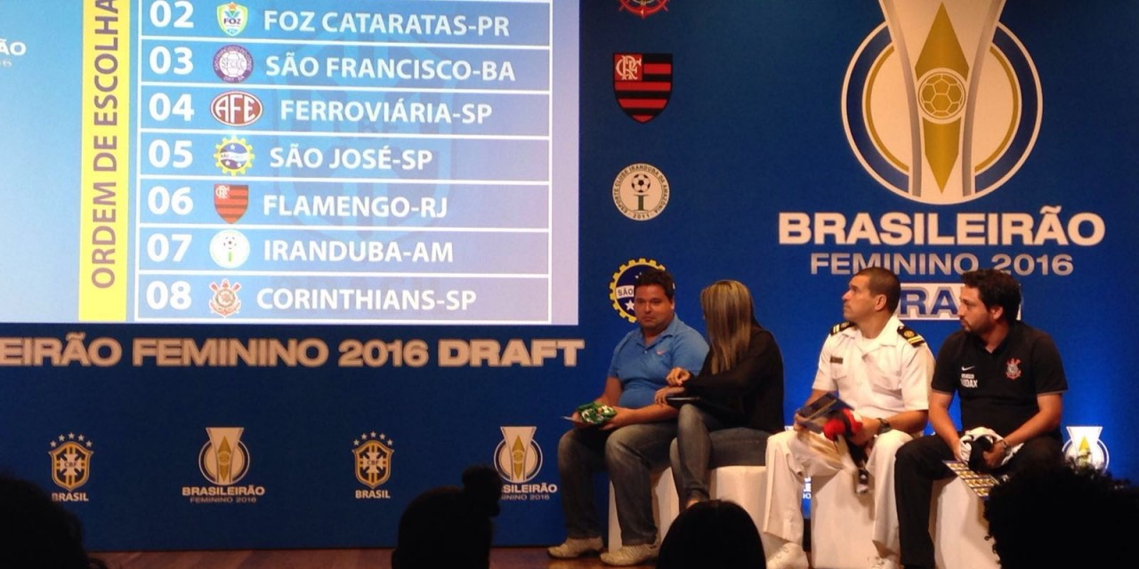 Fla/Marinha enfrenta São José na segunda fase do Brasileirão Feminino