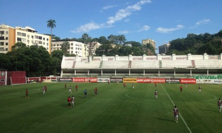 Flamengo joga mal, mas marca de pênalti e vence Flu no Carioca Sub20