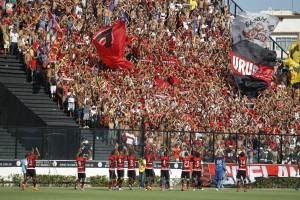 Torcida Flamengo em São Janário. Foto: Gilvan de Souza
