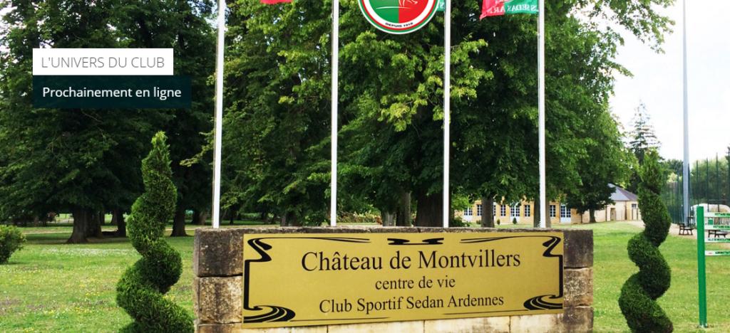 Clube francês quer melhorar sua estrutura de formação e metodologias. Reprodução Site Oficial.