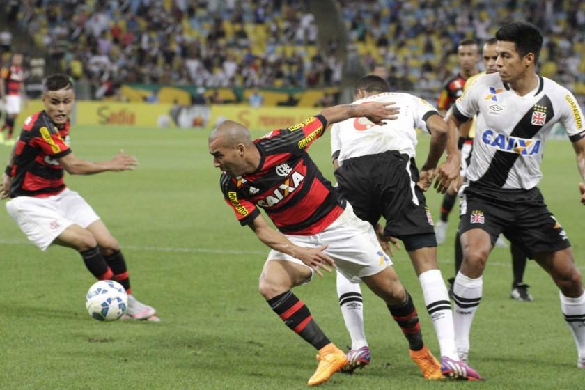 "Sheik, confirmado: ""A gente vai ganhar"". Foto: Gilvan de Souza/Flamengo"