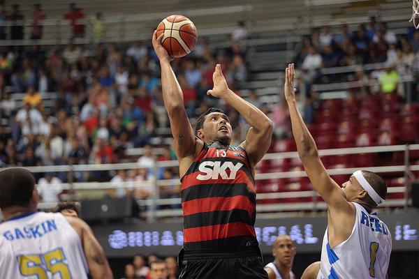 JP Batista foi um dos principais destaques da Fase Semifinal (photo: Jose Jimenez-Tirado/FIBA Americas)