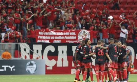 Fla empata com Figueirense e se classifica como líder na Primeira Liga
