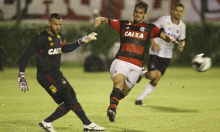 Flamengo joga mal no segundo tempo e é eliminado na Primeira Liga