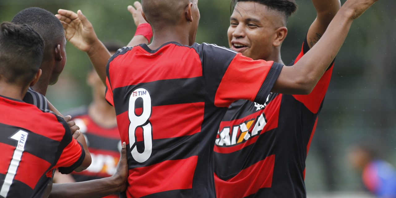 Flamengo abre 3 a 0, mas cede o empate ao Sport na Copa do Brasil Sub-17