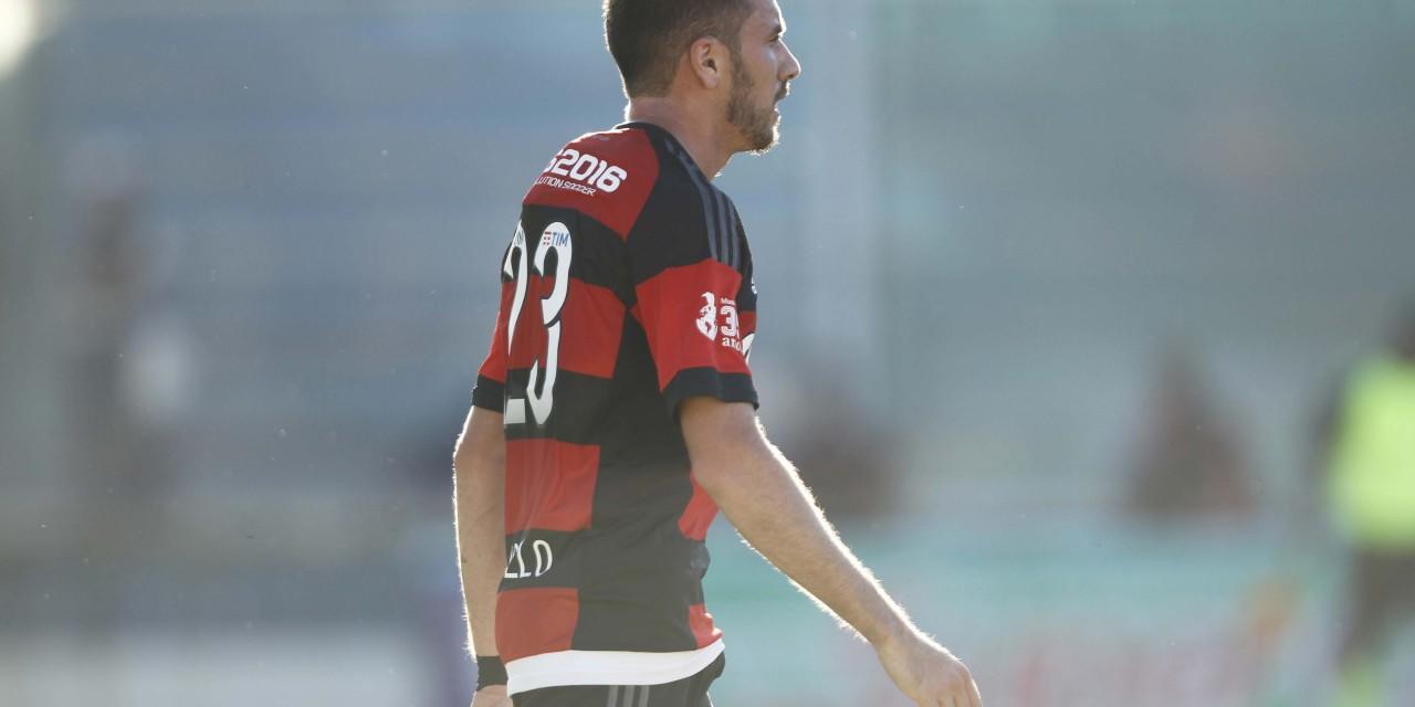 Contra o Bangu, Flamengo joga mal e tem placar enganoso