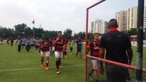 Flamengo na Gávea