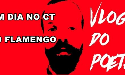 #VlogdoPoeta #16 Um dia no CT do Flamengo