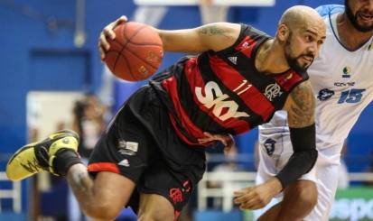 Marquinhos foi um dos destaques contra o Rio Claro (Foto: Luiz Pires / LNB)