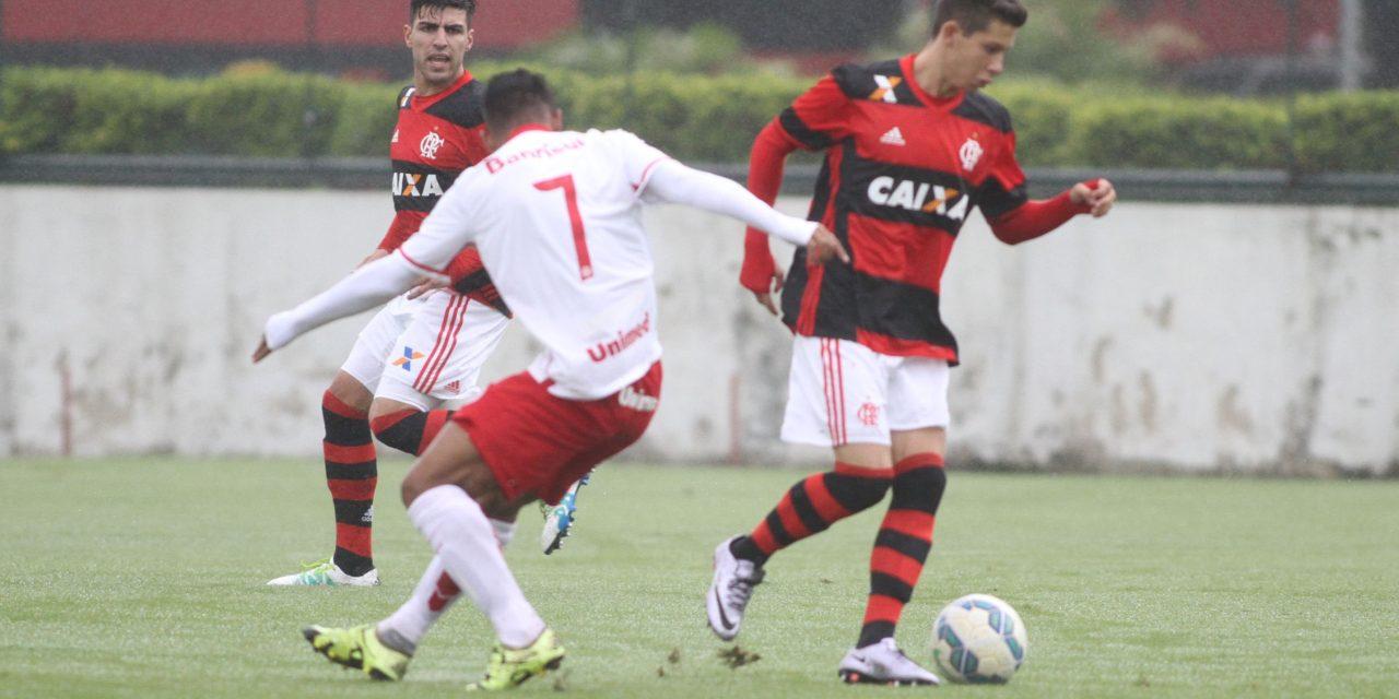 Precisando vencer, Fla vai até Recife enfrentar o Sport pelo Brasileirão Sub-20