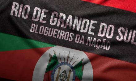 """""""A alegria de ser rubro-negro""""no Rio Grande do Sul"""