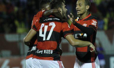 Fla empata no fim e soma mais um ponto no Campeonato Brasileiro