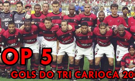 #VlogdoPoeta – TOP 5 – GOLS DO TRI CARIOCA 2001