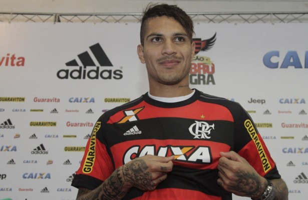 Guerrero apresentado e cercado por muita expectativa
