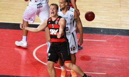 Flamengo domina o jogo, vence e abre 2×1 na série final do NBB