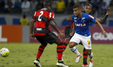 Zero inspiração e três pontos contra o Cruzeiro