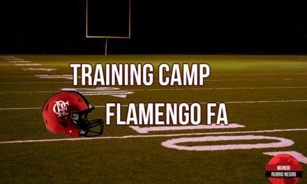 Flamengo FA realiza o Training Camp e se prepara para a temporada