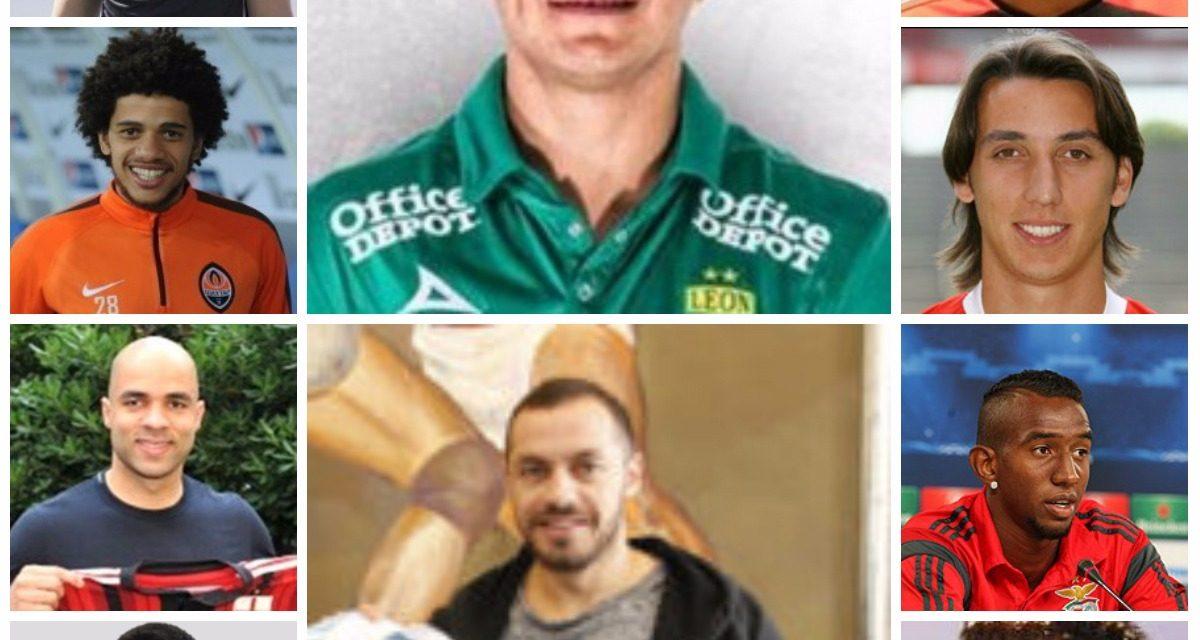 """Analisamos o desempenho de 10 jogadores da """"Lista de Especulações de 2016"""""""