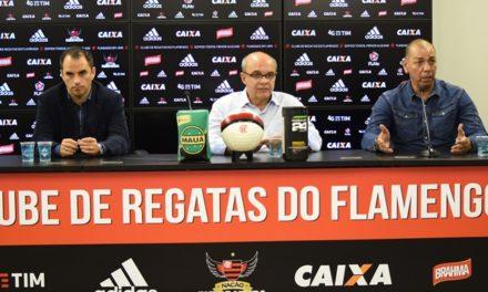 Sem confirmar efetivação, diretoria diz confiar no trabalho de Zé Ricardo