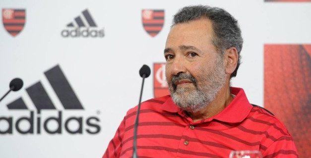 Flamengo anuncia saída do diretor geral, Fred Luz