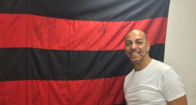 Flamengo anuncia Mozer como novo gerente de futebol