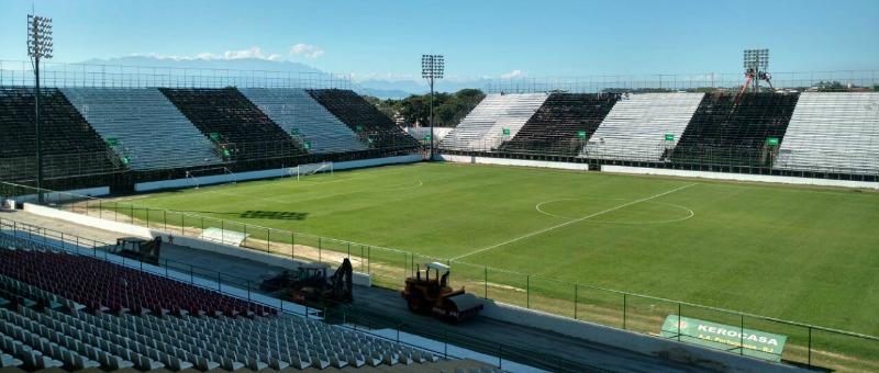 Confirmado clássico carioca na Arena Botafogo