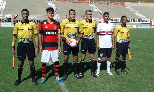 Mengão estreia com empate na Taça BH Sub-17 2016