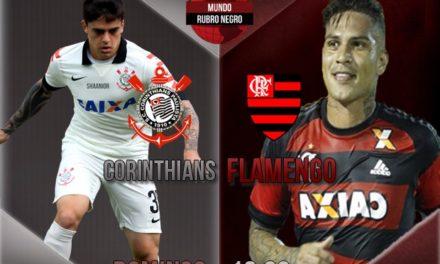 Donos das melhores defesas, Fla e Corinthians se enfrentam em SP