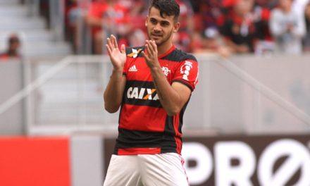 """Decisivo contra o Atlético, Vizeu declara: """"Sou apenas um garoto"""""""